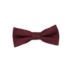 seidensticker Fliege Schwarze Rose 11,5 cm Uni rot ****