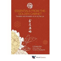 Essentials from the Golden Cabinet als Buch von Zhongjing Zhang