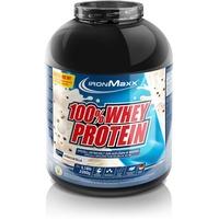 Ironmaxx 100 % Whey Protein Stracciatella Pulver 2350 g