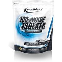 Ironmaxx 100% Whey Isolate Erdbeere Pulver 2000 g