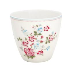 Greengate Becher Greengate Latte Cup SONIA Weiß