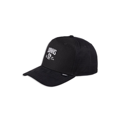 Djinns Trucker Cap Djinns Trucker Cap HFT CAP DNC MIX FABRIC Black