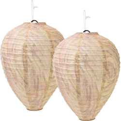 Gardigo Wasp Nest Dummy 666612 Wespennest-Attrappe (Ø x H) 200mm x 280mm 2St.