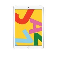 Apple iPad 10.2 (2019) 128GB Wi-Fi Silber