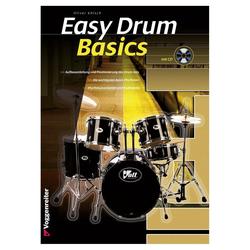 Easy Drum Basics + CD