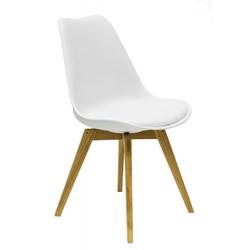 Stuhl Tenzo Bess weiß 3317-454 (BHT 48x82x54 cm) Tenzo