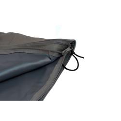 Brema Sonnenschirm-Schutzhülle Schirmhülle Hülle für Sonnenschirme 400cm