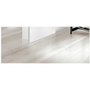 HTI-Line Vinylteppich Selbstklebender Vinylboden weiß