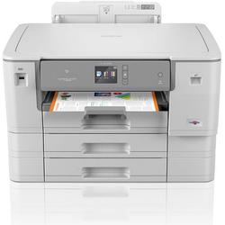 Brother Tintenstrahldrucker HL-J6100DW DIN A3 Tintenstrahldrucker grau