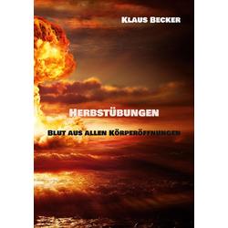 Herbstübungen als Buch von Klaus Becker