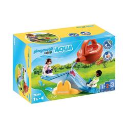 Playmobil® Spielfigur PLAYMOBIL® 70269 Wasserwippe mit Gießkanne