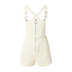 Missguided Damen Jumpsuit creme, Größe 8, 4993495