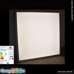 LED Deckenleuchte Panel 60x60cm 36 Watt tageslicht-weiß