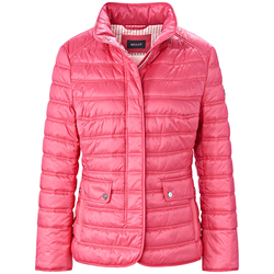 Steppjacke in Uni-Design Basler blush
