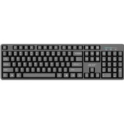 Acer 100 USB USB Tastatur Deutsch, QWERTZ, Windows® Schwarz USB-Anschluss, mit numerischer Tastatur