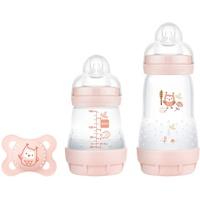 MAM Babyflasche Easy Start Anti-Colic Elements Starter Set S, Eule