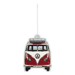 VW Collection by BRISA Autopflege-Set VW Bus T1, Zubehör für Auto rot