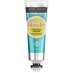 John Frieda Sheer Blonde Go Blonder Maske für blonde Haare 100 ml