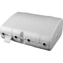 GAO 0393 Verteilerbox 6fach Grau