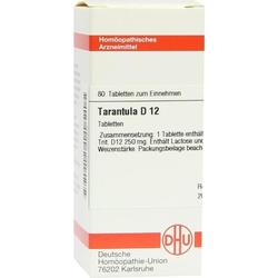 TARANTULA D12