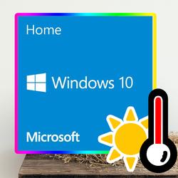 Windows 10 Home 32-bit & 64-bit
