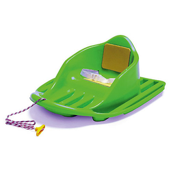 Baby-Schlitten Cruiser, grün