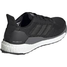 adidas Solarboost 19 W core black/carbon/grey five 41 1/3