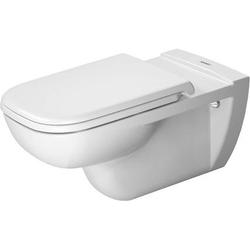 Duravit Wand-WC VITAL D-CODE tief, 360 x 700 mm, barrierefrei weiß
