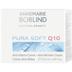 BÖRLIND Pura Soft Q10 Anti Falten Creme