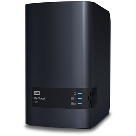 Western Digital My Cloud EX2 8TB (2 x 4TB)