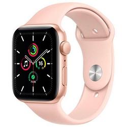Apple Watch SE 44 mm (GPS) rosa, gold
