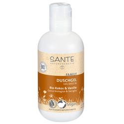 SANTE Family Duschgel Bio-Kokos & Vanille 200 ml