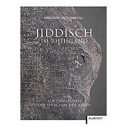 Jiddisch im Rheinland - Buch