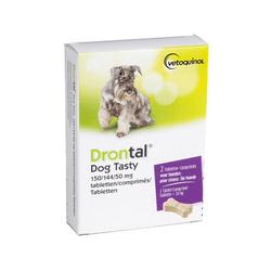 Rund- und Bandwurmmittel Tasty Bone 2 St. (5-35kg)