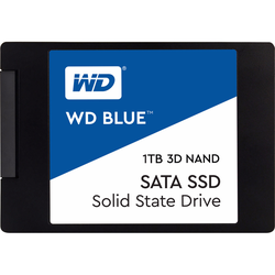 WD Blue 3D NAND, 2,5 Zoll, 1 TB