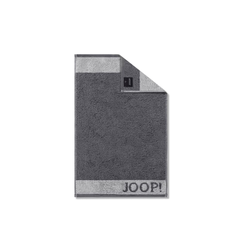 JOOP! JOOP Gästetuch Diamond Uni in stone, 30 x 50 cm