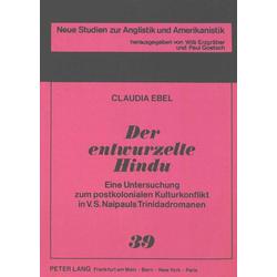 Der entwurzelte Hindu als Buch von Claudia Ebel