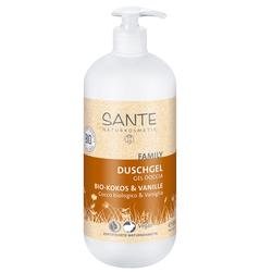 SANTE Family Duschgel Bio-Kokos & Vanille 950 ml