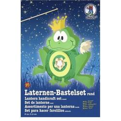 Laternen-Bastelset 35 'Frosch'