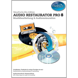 Creetix Audio Restaurator Pro 8
