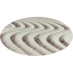 MySpotti Duscheinlage Klebefliese stepon Zen, Kreis, 1-tlg., Klebefliese, Antirutsch-Aufkleber, Breite 30 cm