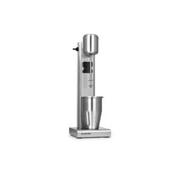 Klarstein Standmixer Kraftpaket Milchshake-Mixer Proteinshake 80W Edelstahl silber, 80 W