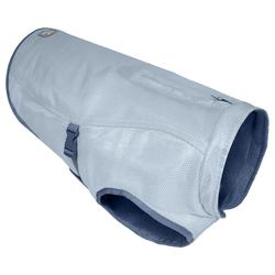 Kurgo Kühlweste Core Cooling Vest hellgrau/blau, Größe: S