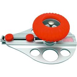 Kreisschneider C 3000 GP silber/rot