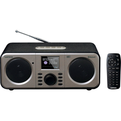 Lenco DAR-030 Digitalradio (DAB) (Digitalradio (DAB), FM-Tuner)