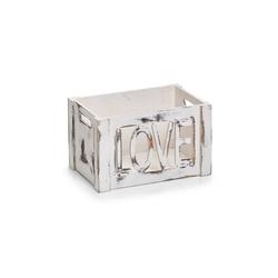 HTI-Living Aufbewahrungsbox Aufbewahrungskiste Love, Aufbewahrungskiste
