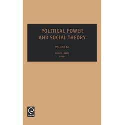 Polit Power Soc Theory Ppst16h als Buch von D. E. Davis