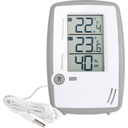 TFA Dostmann Thermo- /Hygrometer Funkwetterstation