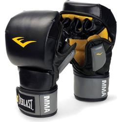 Everlast MMA Handschuhe Pro Striking (Größe: L/XL, Farbe: Schwarz/Gelb)