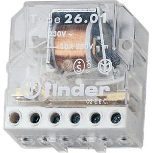 FIN 26.01.8.230 - Stromstossschalter, 1xEin, 250V/10A, 230V